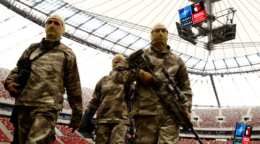 NATO summit and the idiocy of Western imperialism