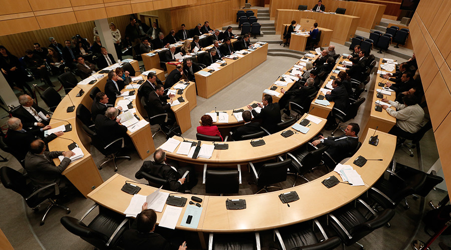 Cyprian parliament adopts resolution on lifting anti-Russian sanctions