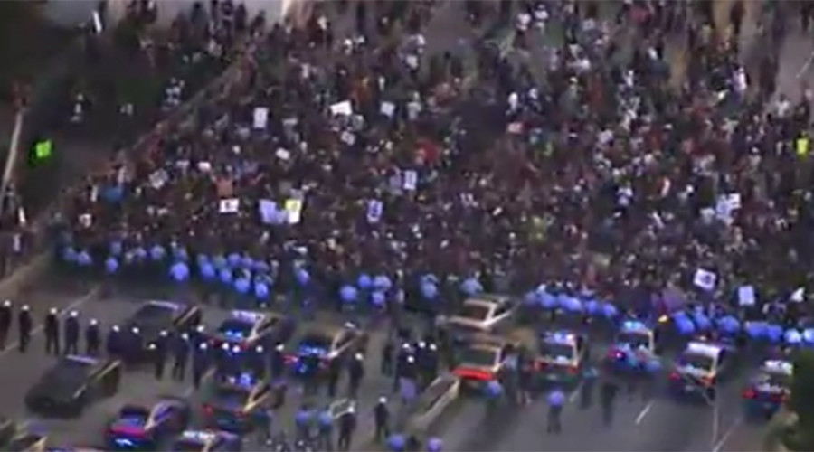 Arrests made in Baton Rouge protests; Atlanta protesters in standoff with police on highway