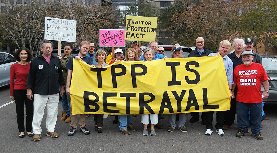 Obama's chances to sign TPP sink as Senate majority leader says no to vote
