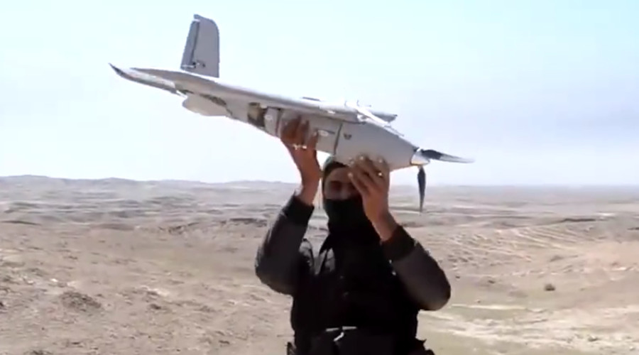 Pentagon wants injection of $20mn to fight ISIS drones