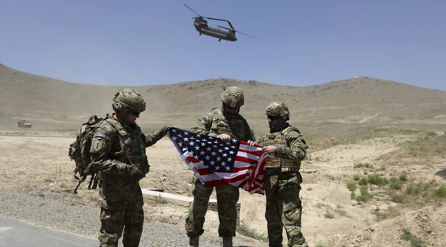 NATO gives $1bn to boost US security effort in Afghanistan