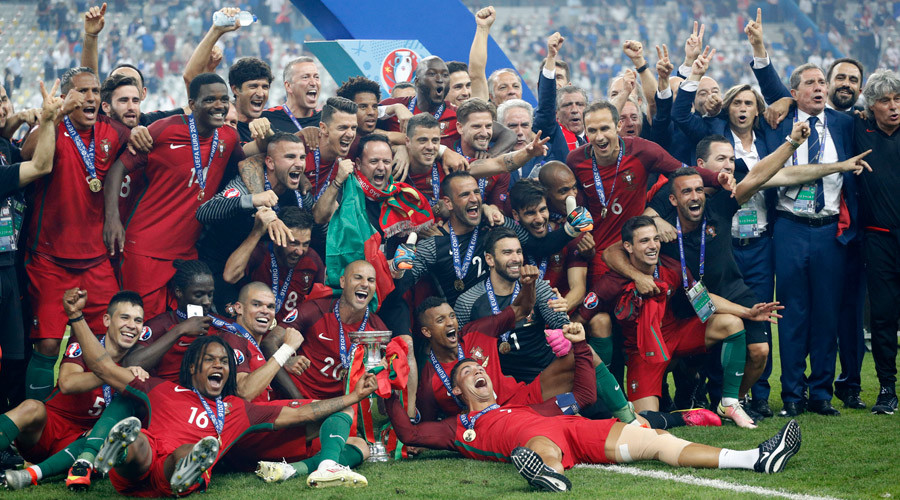 Portugal wins Euro 2016 after beating France 1-0 in final