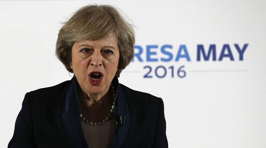 'Brexiteers fret over Theresa May conducting Britain's EU withdrawal'