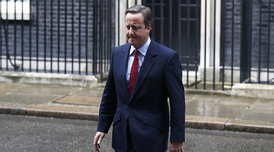 Cameron: A political obituary… PM leaves a legacy of failure and claims of pig headedness