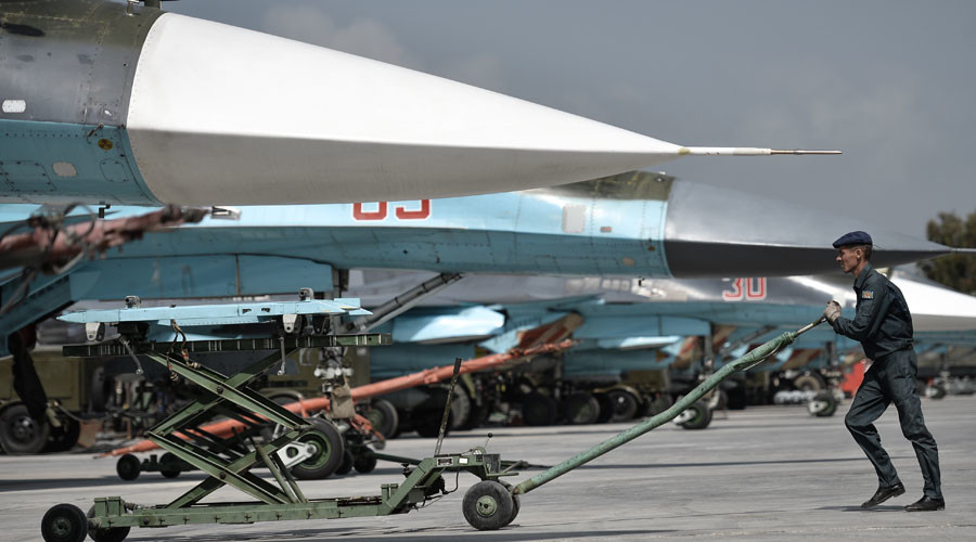 Why has NATO chosen Russia as its enemy instead of ISIS?