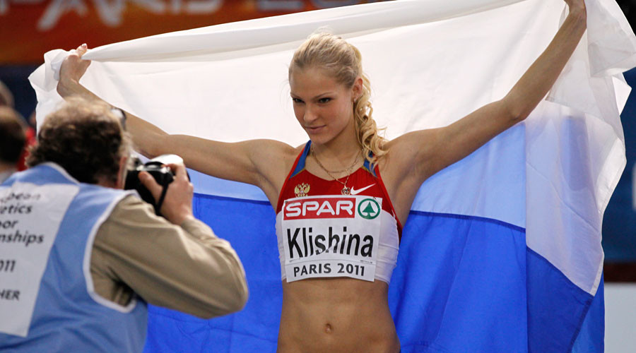 Long-jumper Klishina blasts critics after clearance to compete in Rio