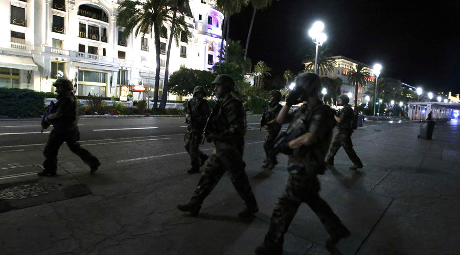 'We heard gunfire, ran for shelter' – Nice eyewitness to RT