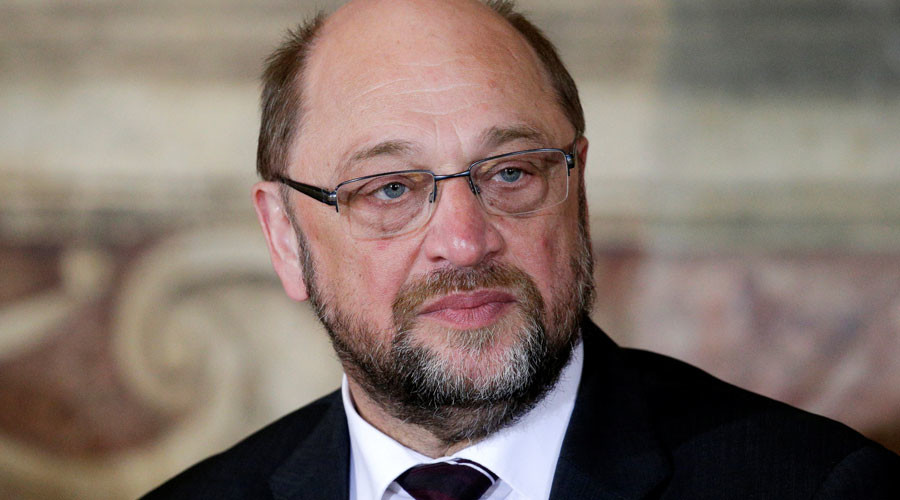 Theresa May's Cabinet puts Tory unity before Britain's future, says Martin Schulz