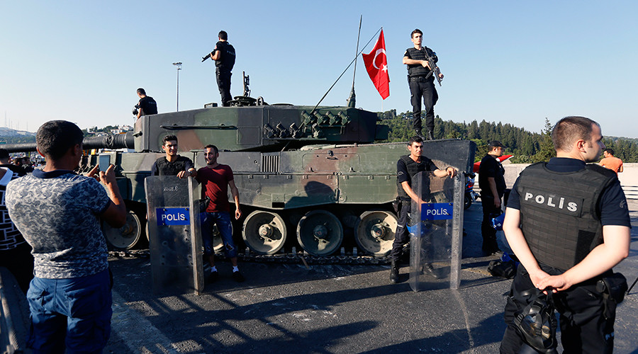 Trouble in Turkey: Military coups dog governments from 1960 to 2016 (VIDEO)