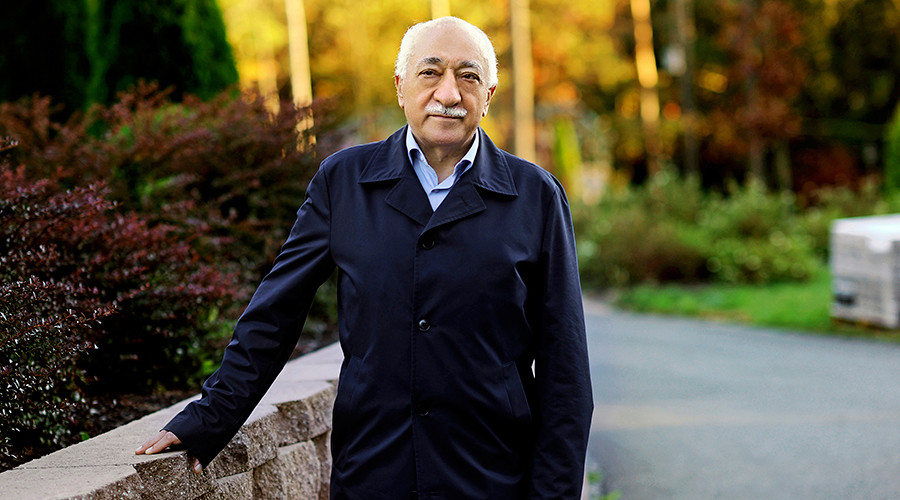 Turkey says US is 'no friend' for harboring 'coup planner' Gulen