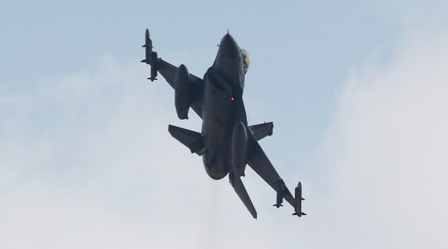 F-16s harassed Erdogan plane during coup attempt, plotters tried to seize him – Reuters