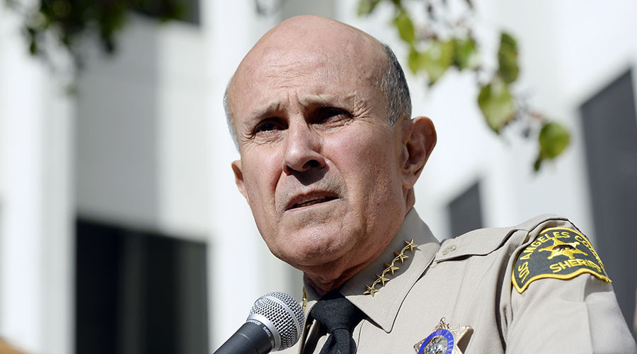 Judge says 6 months in prison for former LA county sheriff is not enough