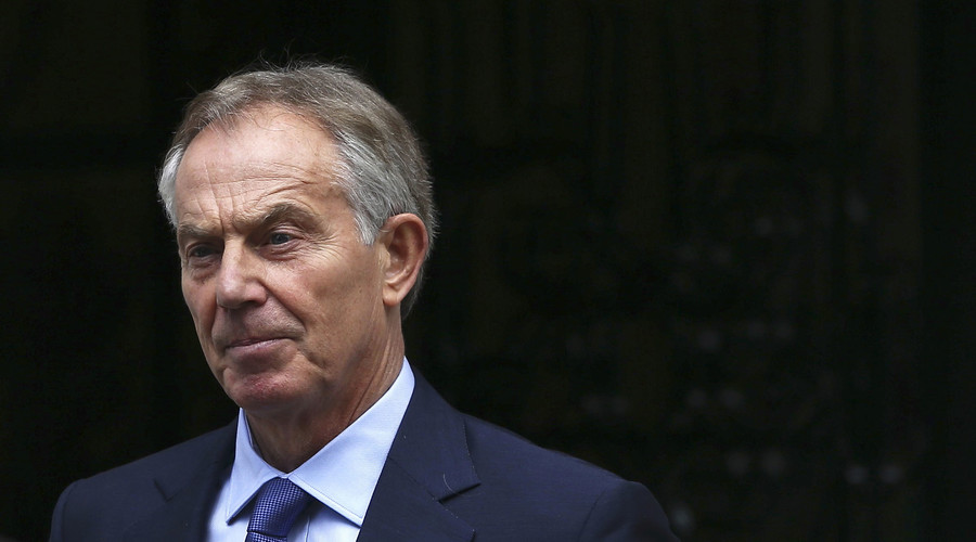 Blair in the dock: Bereaved military families crowdfund nearly £50k to sue former PM over Iraq