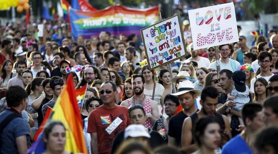 Heightened security at Jerusalem gay pride parade 1yr after stabbing attacks