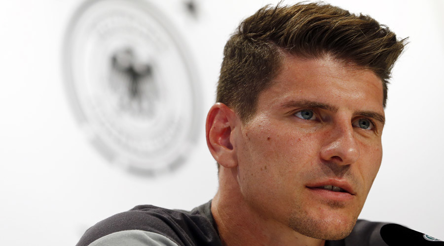 German footballer Mario Gomez quits Turkey due to unstable political situation