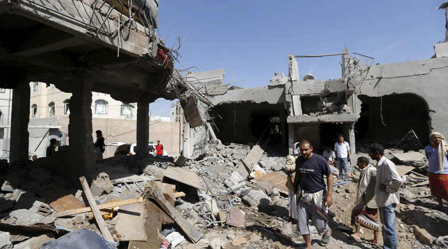Foreign Office backtracks on its defense of alleged Saudi atrocities in Yemen