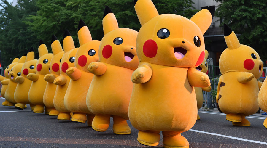 'Surveillance capitalism, robot totalitarianism': Oliver Stone lashes out at Pokemon Go