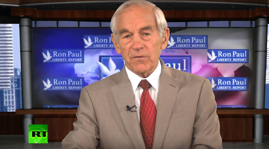 Donald Trump 'sounds like he would use NATO' — Ron Paul to RT (VIDEO)