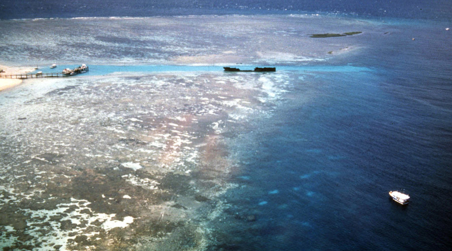 Australia's Great Barrier Reef on brink of collapse - scientists