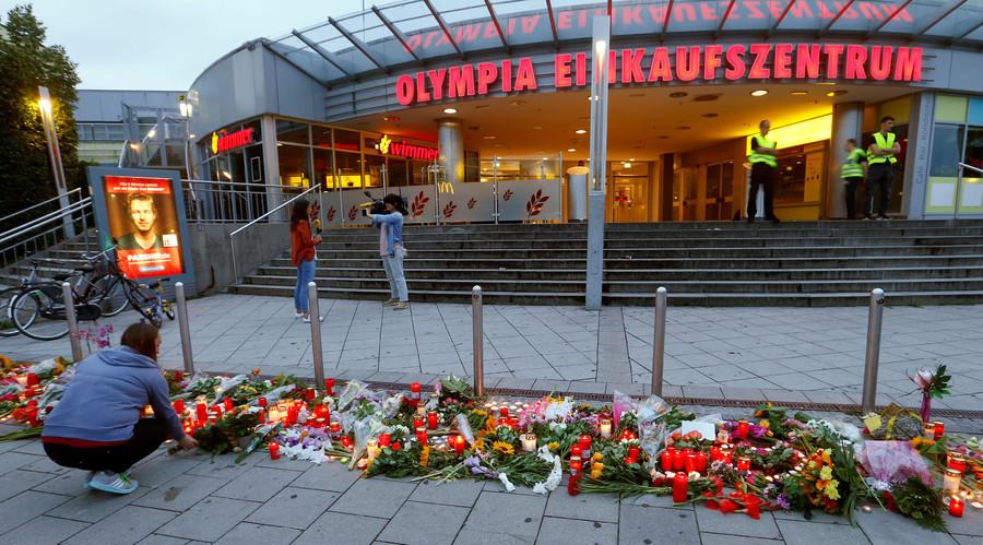 Munich gunman planned attack for year, left manifesto – police