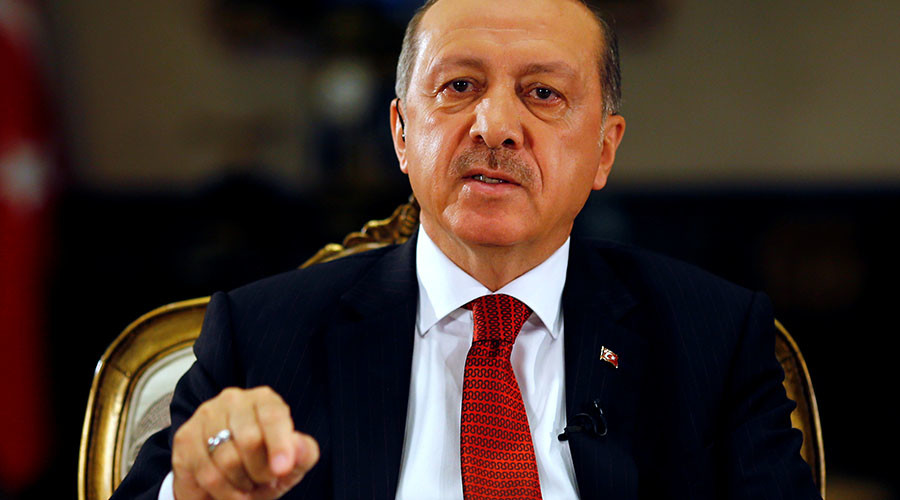 Erdogan says Turkish people want death penalty reintroduced, slams EU for 'inaction'