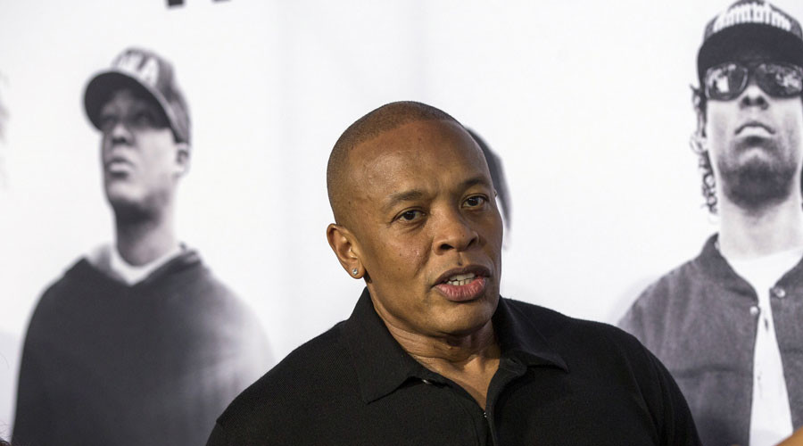 'Another black man with a gun': Dr. Dre handcuffed outside his home
