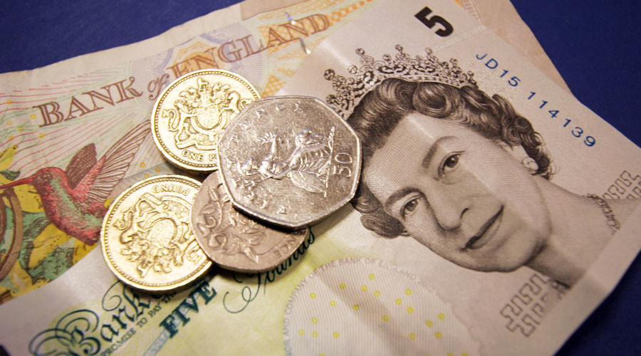 UK wages drop more than in any advanced economy since financial crisis ... level with Greece