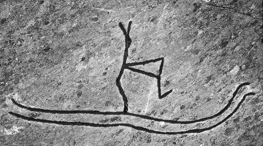 'National tragedy': 5,000yo Norwegian skier carving destroyed in act of youth vandalism