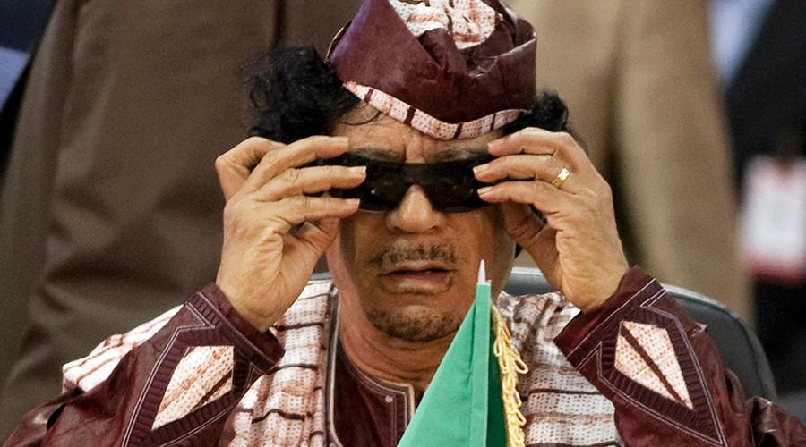 Gaddafi's Ghosts: Return of the Libyan Jamahiriya