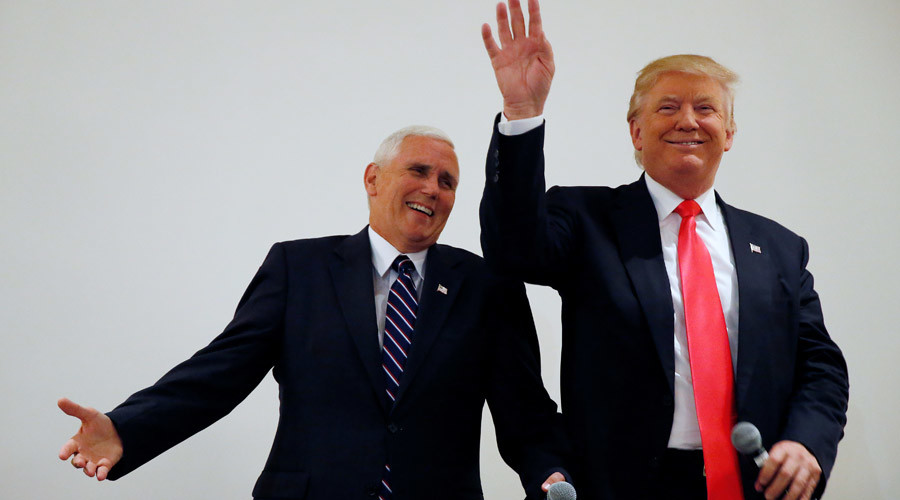 Mike Pence assures voters Donald Trump would be a 'pro-life president'