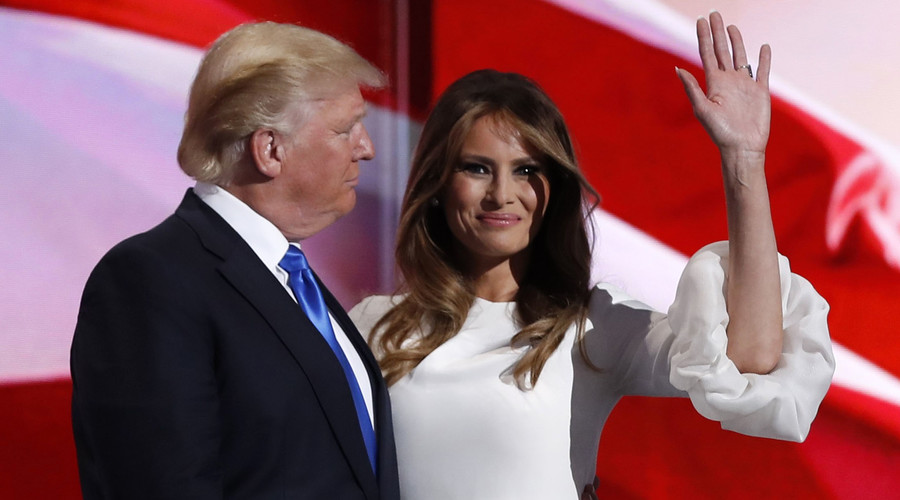 Online outrage over NY Post's nude pics of Melania Trump, Donald not too bothered