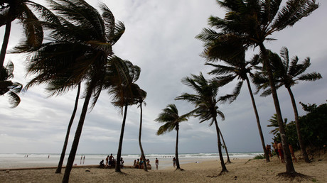 Florida declares state of emergency over 'guacamole-thick' algae