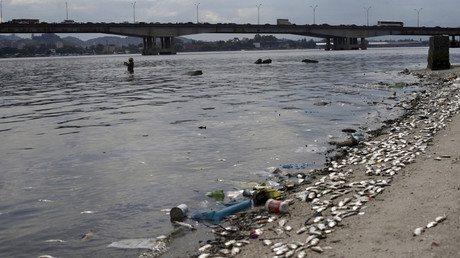 Olympics 2016 rowers to face feces-filled Rio waters