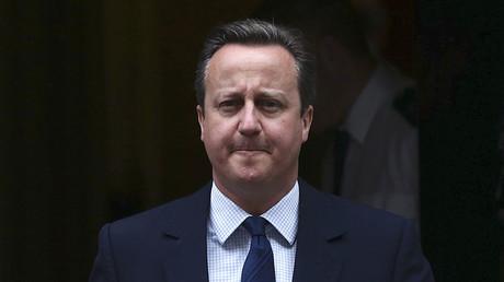 Britain's Prime Minister David Cameron. © Neil Hall