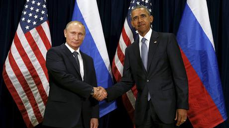 'Partnership of equals': Putin sends Independence Day telegram to Obama