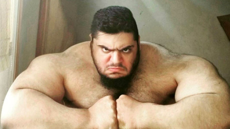 Goliath v Goliath: 'Scariest man on the planet' set to take on 'Iranian Hulk' in MMA match