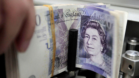 Sterling slides to new three-decade low against dollar
