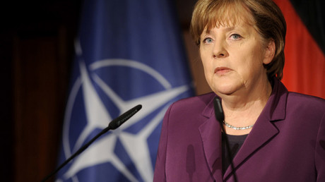 Deterrence & dialogue: Merkel says Russia key to European security but defends NATO buildup