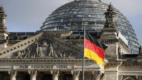 The Reichstag building © Fabrizio Bensch