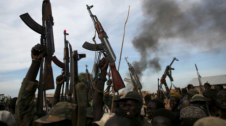 S. Sudan Independence Day gun battles in capital claim over 100