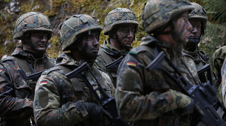 'Helping shape world order':  New military roadmap seeks greater German defense role