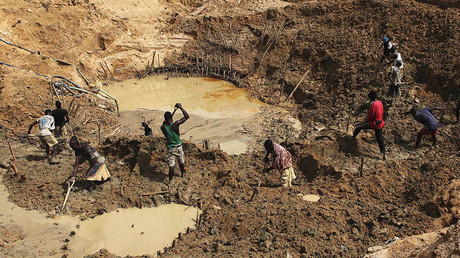 New colonial carve-up of Africa? British firms vying for £1trn natural resources