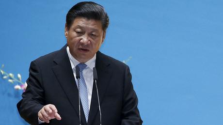Chinese President Xi Jinping. ©Edgar Su