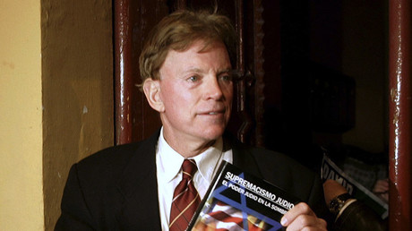 FILE PHOTO. David Duke © Reuters