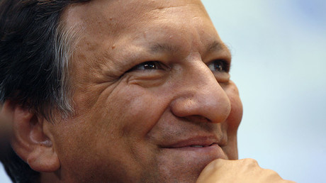 Former President of the European Commission Jose Manuel Barroso. ©Ina Fassbender