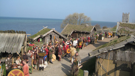 Police investigate woman's bizarre Viking 'kidnap' at Swedish open air museum