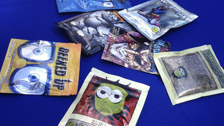 'Spice' drug mass overdose: 33 people hospitalized in NYC after smoking synthetic marijuana