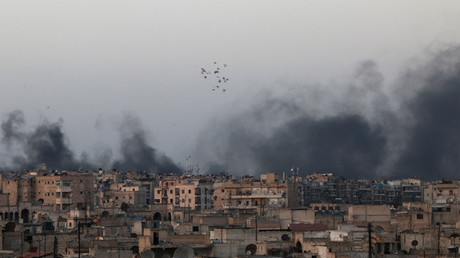 US to offer Russia 'synchronized airstrikes on ISIS, guided from joint HQ' - media