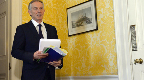 Blair justified Iraq War with 'discredited' child mortality data